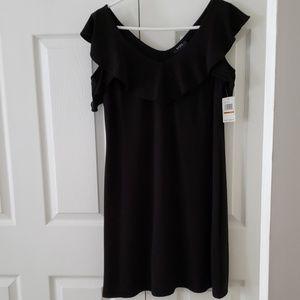 Black MSK Dress, medium